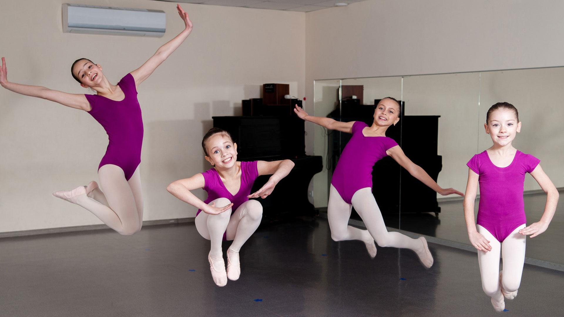 Favoloso Danza moderna RS25